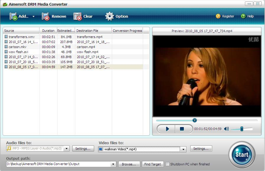 DRM Media Converter - Best DRM Removal Software and DRM Converter